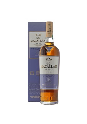 Macallan 18YO Fine Oak Triple Cask Matured 43% 0,7L Karton