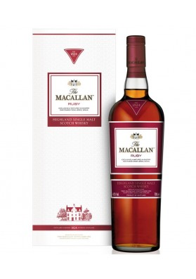 Macallan Ruby 1824 Collection 43% 0,7L Karton