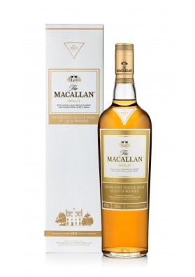 Macallan Gold 1824 Collection 40% 0,7L Karton