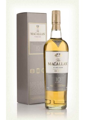 Macallan 10YO Fine Oak Triple Cask Matured 40% 0,7L Karton
