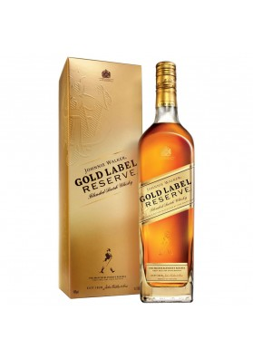 Johnnie Walker Gold Label Reserve 40% 0,7L Karton