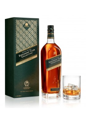 Johnnie Walker Explorers Clab Collection The Gold Route 40% 1L Karton