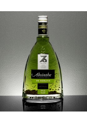Absynt De Moravie 70% 0,5L
