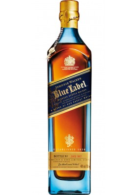 Johnnie Walker Blue Label 40% 0,7L Karton