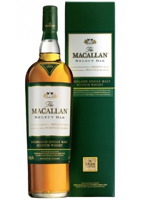 Macallan Select OAK 40% 1L Karton